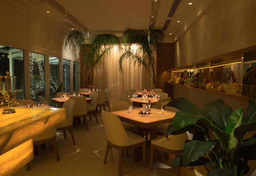 restaurante Elcielo Miami