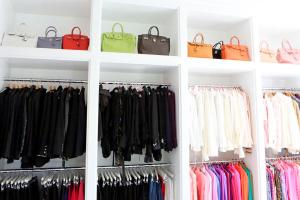 RHOBH Lisa Vanderpump Closet photos 9