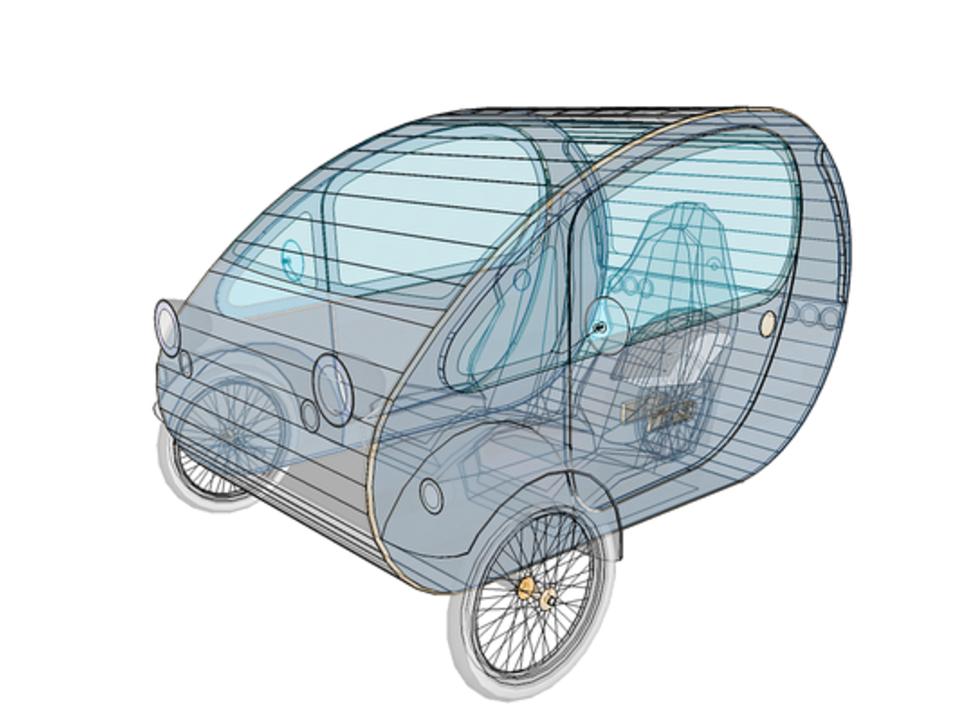 Mo Evovelo Vehiculo Solar 2